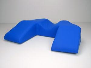 Kopfkissen mit Schulterunterstützung