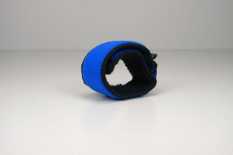 Hand-/Fußfixierung gepolstert mit Gurtband